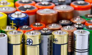 Утилизация севших батареек
