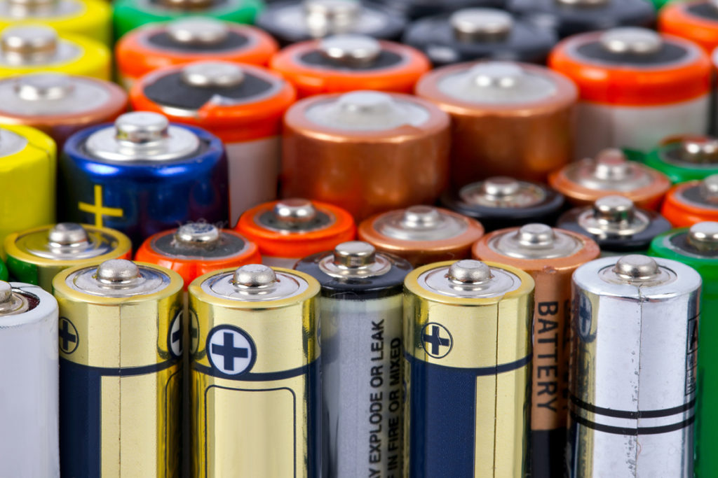 Севшие батареки